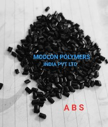Semi-fresh Quality ABS Black Granules, For Industrial, Packaging Size: 25 Kgs