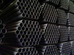 MS ERW Black Steel Pipes