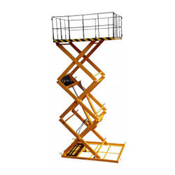 Automated Scissor Lift Supplier in Delhi NCR
