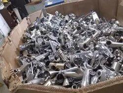 Solid Pure New Zinc Die Cast Scrap, 50kg