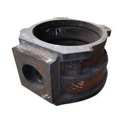 Aluminium Machine Parts Fabrication Service, Global