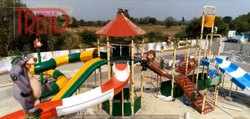 Water Slide MULTI PLAY STATION