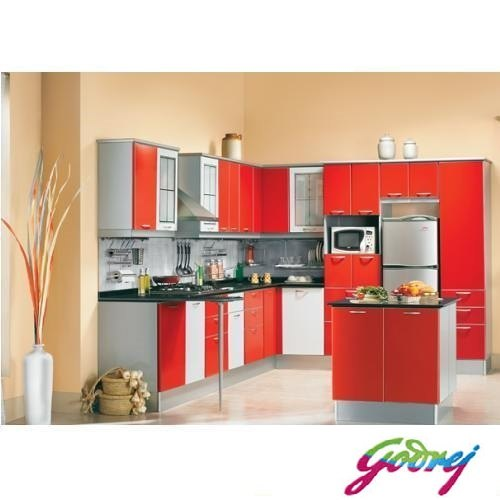 Best Godrej Modular Kitchens Professionals Contractors Designer Decorator In India