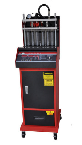 Fuel Injector Cleaner and Tester - Ultrasonic Bath Fuel