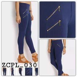 Ladies Legging 4 Zip