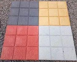 Concrete Parking Tiles