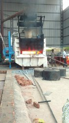 Oil Fired Skelner Furnace for Aluminum Melting