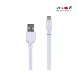 PC-68 Portable Type C White Data Cable