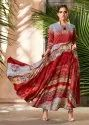 Pr Fashion Launched Readymade Printed Gown