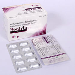 Methylcobalamin Ala Benfothiamine Folic Acid Tablets