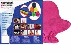Softspun Microfiber Multipurpose Dual Sided Glove & Mitt