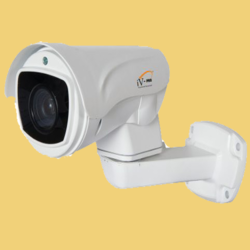 PTZ SPEED DOME CAMERA - 10 X PURE OPTICAL ZOOM LENS