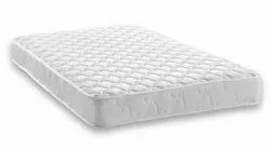 Foam White Bonded Bed Mattress, Thickness: 4 Inch