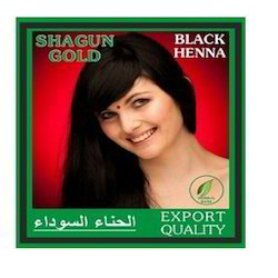 Black Heena Color