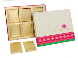 Indus 6 Part Dry Fruit Box