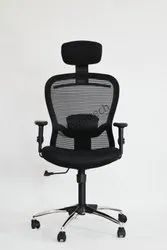 Back Support Revolving Chair