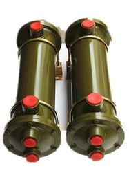Shell And Tube Heat Exchanger, Food Process Industry And Pharmaceutical Industry