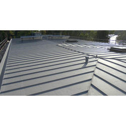 GRP Roof Structure