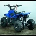 80 CC Junior ATV Blue