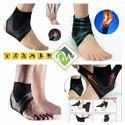 Breathable Neoprene Ankle Support Brace