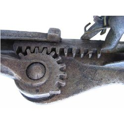 Industrial Gear Rack