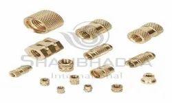 DBI-002 Brass Plastic Molding Insert