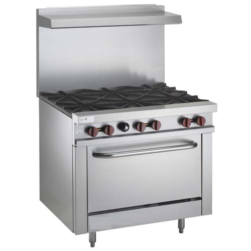 Stainless Steel 6 Burner Gas Stove Rs 3500 Unit The Kitchen Care Id 18253763233