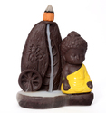 Buddha Meditation Smoke Fountain (Yellow) Buddha Maditation Smoke Fountain / Buddha Meditation Incen