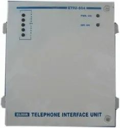 Telephone Coupler For General PA And Talkback Systems