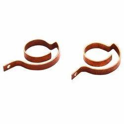 Copper Press Metal Component
