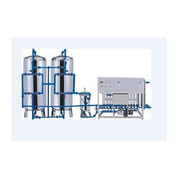 Fully Automatic Water Purification System, Capacity: 2000 L