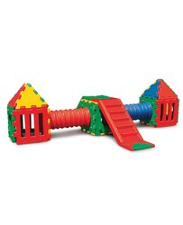 High Quality Indoor Tunnel and Slide