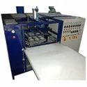 Automatic Thermocol Thali Plate Making Machine