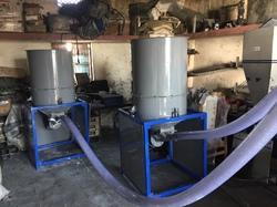 Automatic Bulk Weighing System