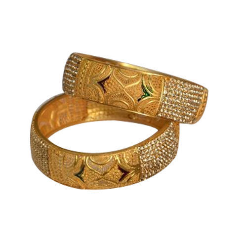 creations gold large stack collections fashion anjali bangle bangles