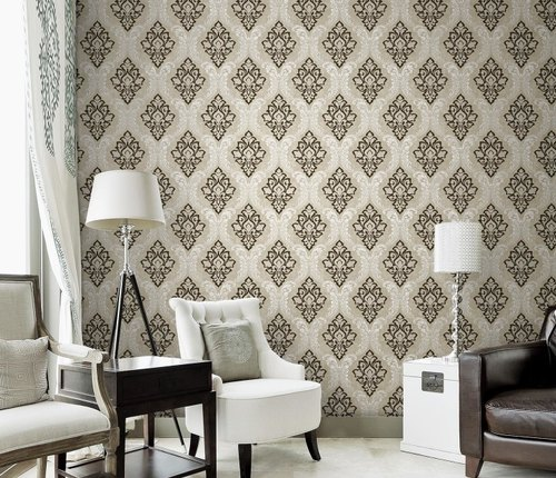 Designer Wall Removable Wallpaper At Rs 700 Roll Designer Wallpaper Id 20173582148