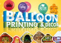Printed Balloons Services