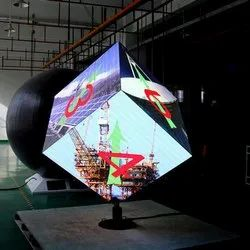 P4.8 Mm Stage LED TV Display Screen For Outdoor Concert Events