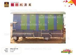 Mobile Toilet Van Ten Seater