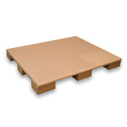 Brown Paper Pallet at Rs 300/piece | Compressed Paper Pallet, पेपर पैलेट -  Apex Papierr, Pune | ID: 14462355655
