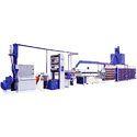 Raffia Tape Stretching Plant Machine