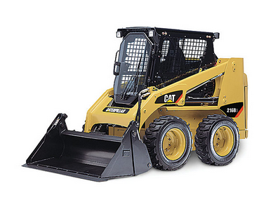 Cat Skid Steer Loader 216b Series 3