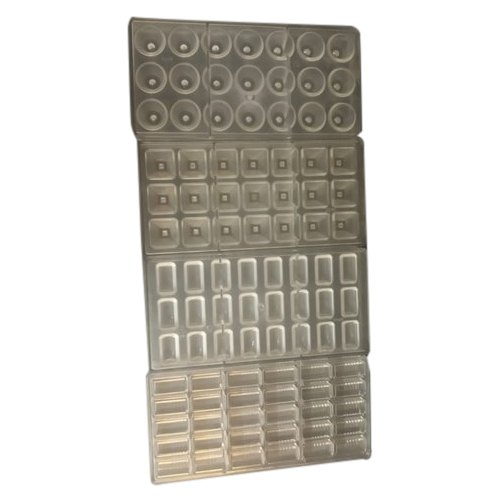 Poly Carbonate Mix PC Chocolate Mould