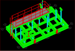 structural 3d modeling services