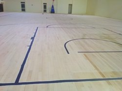 Wooden Basketball Sports Flooring