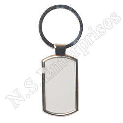 Sublimation Metal Keychain M09