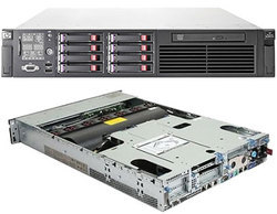 HP ProLiant  DL 380 G6 Rack Server