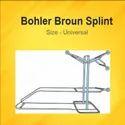 Bohler Broun Splint