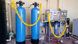 Industrial RO Plant Installation