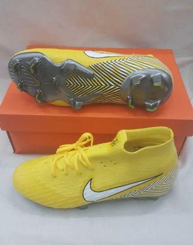 Nike Men Football Cleats Half Anklet Neymar Boot 944eb3aa8497